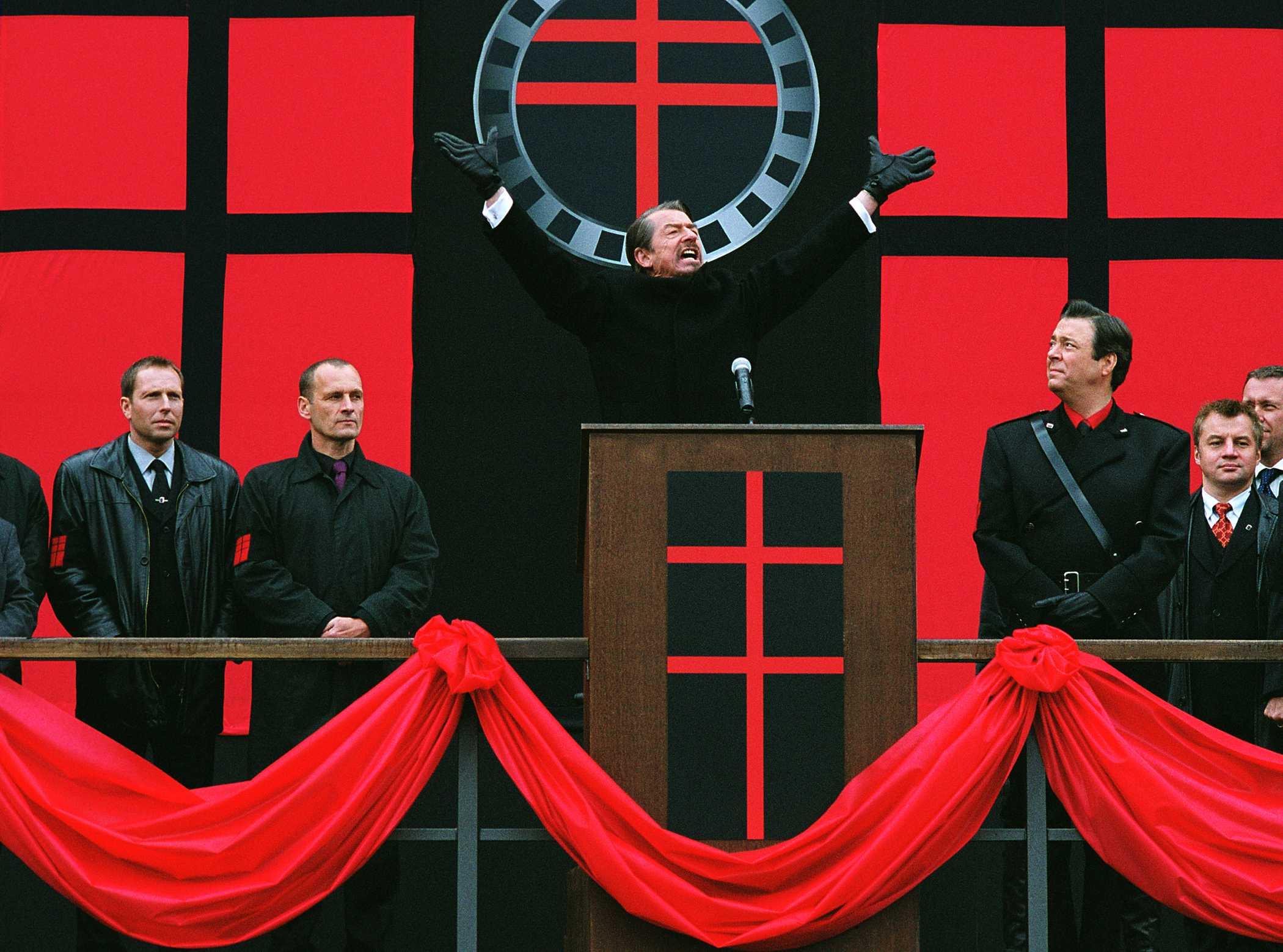 V for Vendetta John Hurt