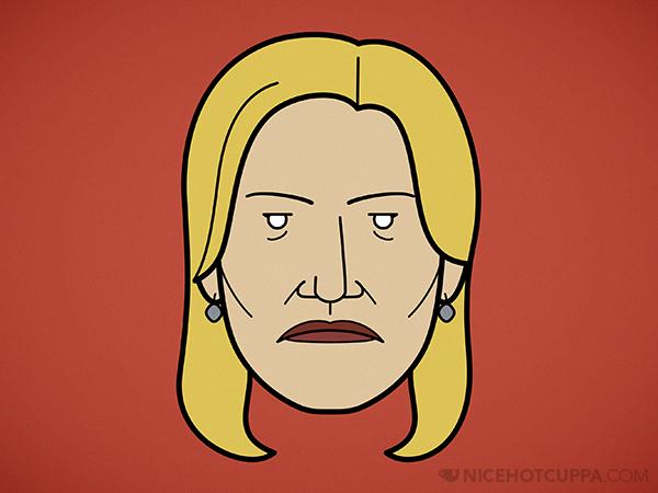 Faces of Breaking Bad: Skyler White