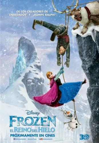 frozen new poster disney animation (2)